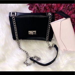 🆕FOREVER 21 Crossbody Bag Wallet Bundle